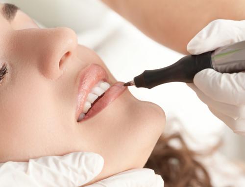 Angebot: Permanent Make-Up auffrischen zum Sonderpreis