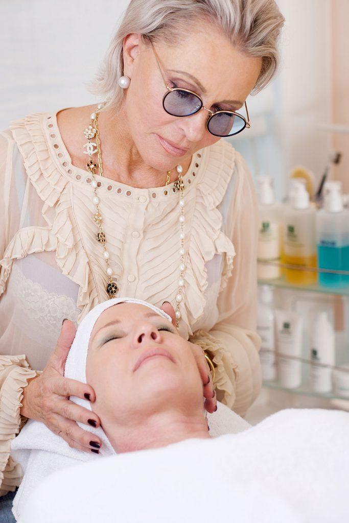 Behandlung - Andrea Wiedmer Beauty Spa Zürich