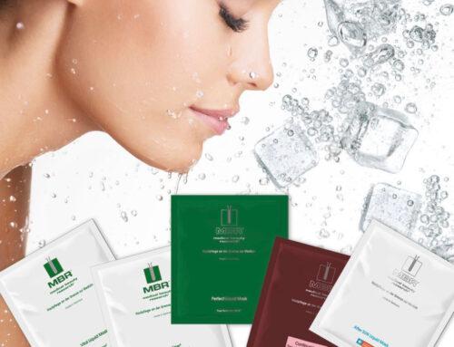 Gesichtsmasken: Herbstzeit ist Maskenzeit mit MBR Cosmetics